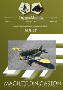 002    *   IAR-27(1:33)    *   Dragos Models