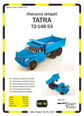 040   *   TATRA  T2-148  S3(1:32)   *   RW