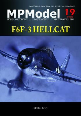 19   *   F6F-3 Hellcat (1:33)   *   MP
