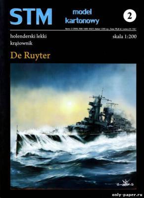02            *               De Ruyter (1:200)       *      STM