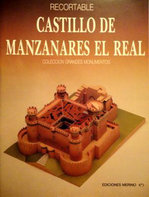 07    *     Castillo de Manzanares El Real    1:200      *      MERINO