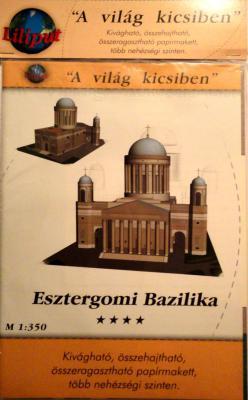Esztergomi Bazilika    1:350     *    LILIPUT