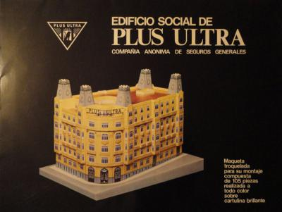 Edificio social de Plus Ultra