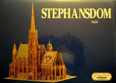 42    *       Stephansdom - Wien 1:250    *    L' INST  DUR
