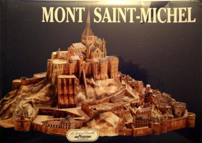 34       *     Mont Saint-Michel 1:500    *    L' INST  DUR