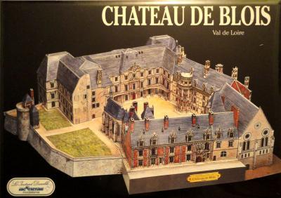 11     *     Chateau de Blois 1:250    *    L' INST  DUR