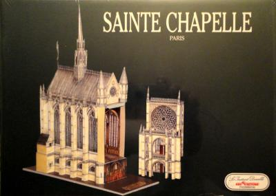 38   *     Sainte Chapelle - Paris 1:250      *     L' INST  DUR