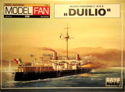 01    *    1\98   *  Duilio (1:200)        *      M-FAN