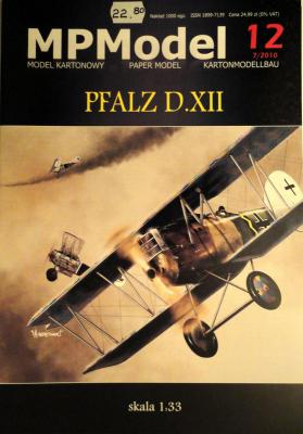 12                *                   Pfalz D.XII (1:33)        *     MP