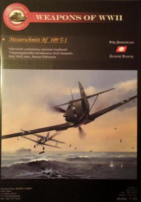M\H-02                 *                  Messerschmitt Bf 109 T-1 (1:33)
