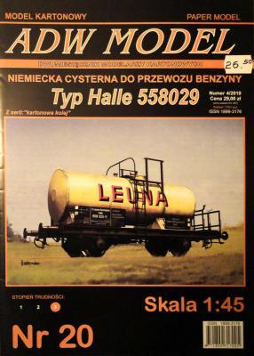 ADW-020  *  Typ Halle 558029 (1:45)