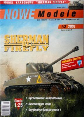 1-2\01       *       Sherman Virefly (1:25)       *     NOWE