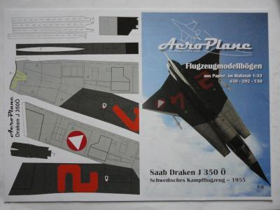 08       *       Draken J350 O (1:33)   *   AEROPLANE