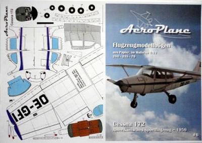 06      *        Cessna 172 (1:33)   *   AEROPLANE