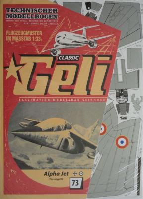 073    *      Alpha Jet (1:33)     *     GELI