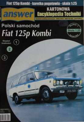 026       *       1\10      *       Polski samochod Fiat 125p Kombi (1:25)      *    Answ   KET
