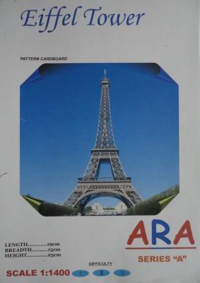 Eiffel Tower (1:1400)     *    ARA