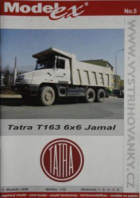 005      *      Tatra T163 6*6 Jamal (1:32)      *     VYSTR