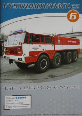 006      *     Tatra 813 8*8 CAS 32 (1:32)  *    VISTR