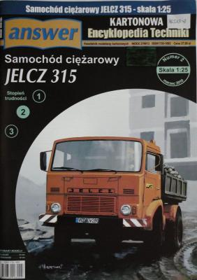 028     *       2\10     *     Samochod ciezarowy Jelcz 315 (1:25)      *    Answer KET