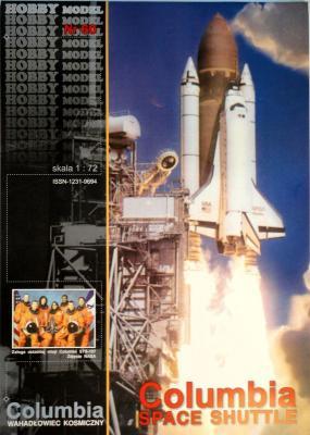 Hob\M- 060    *     Columbia space shuttle (1:72)