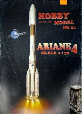 Hob\M -061     *     Ariane4 (1:72)