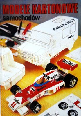 S.Drazkiewicz  *  Modele kartonowe samochodow