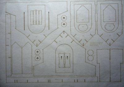 резка до kosciol w Kochlowicach   *   MODELIK  15\10