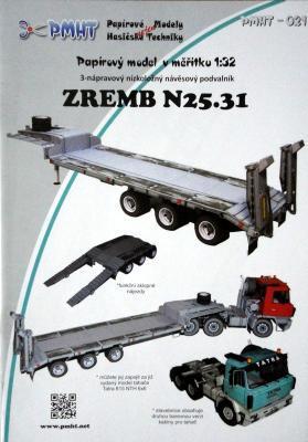 021   *   Zremb  N 25-31 (1:32)   *  PMHT