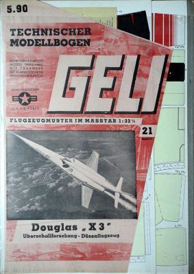 "021   *   Douglas ""X3""  (1:33)   *   GELI"