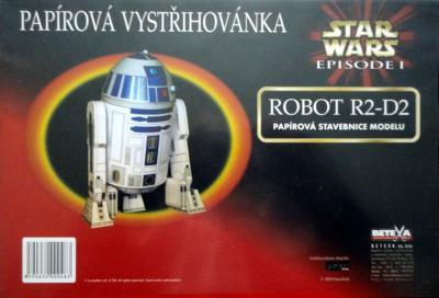 092-3   *   Robot R2-D2    *   BET