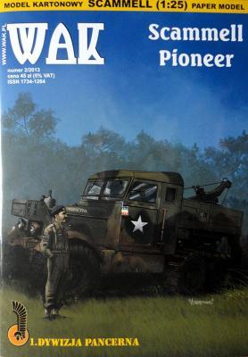WAK-092    *   2\13    *   Scammell Pijneer (1:25)
