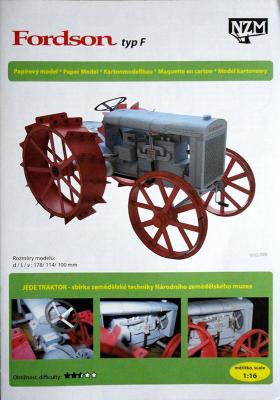 003   *   Jede traktor (1:16)   *   NZM