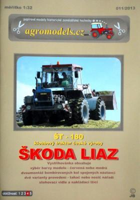 011\13   *   ST-180 Skoda Liaz (1:32)   *   AGRO