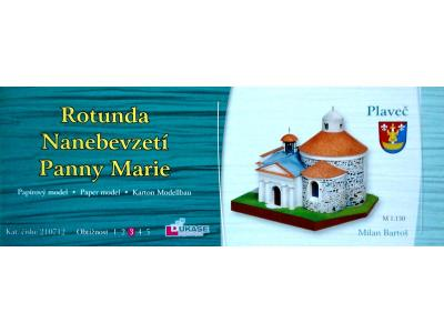 047   *   Rotunda Nanebevzeti Panny Marie (1:150)    *    DUKASE