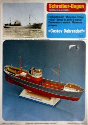 71059  *  Gustav Dahrendorf (1:200)  *  S-B
