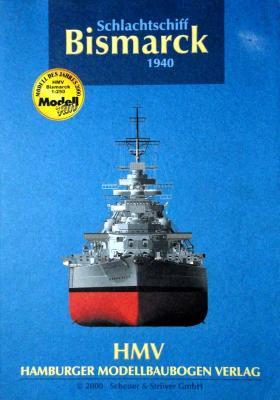 Bismarck 1940 (1:250)   *   HMV