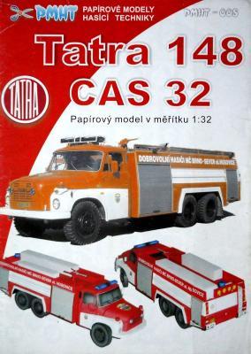 008    *   Tatra 148 CAS 32 (1:32)   *   PMHT