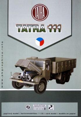 049    *   Tatra 111 (1:32)    *   PK Graphika
