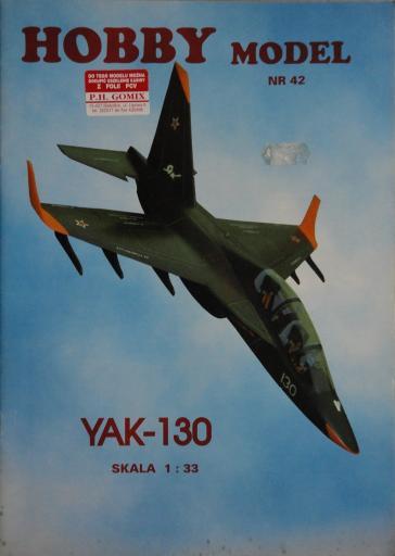 Hob\M-042  *  YAK-130 (1:33)