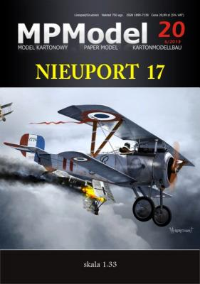 20    *    Nieuport 17 (1:33)   *   MP
