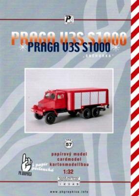 057    *   Praga U3S S1000 (1:32)    *   PK  Graphika